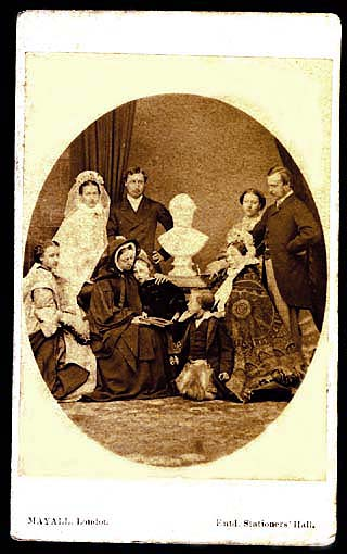 A Brief History of the Carte de Visite from The American Museum of ...