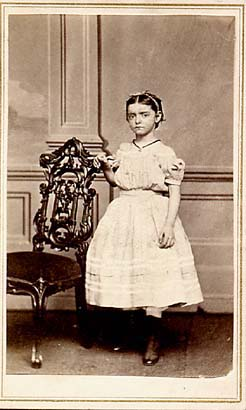 A Brief History Of The Carte De Visite From The American Museum Of